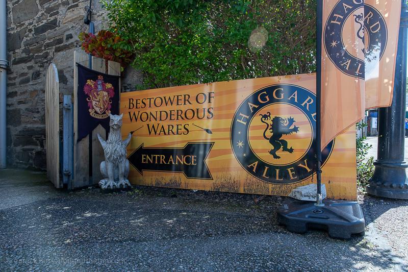 Haggards Alley in Malliag Scotland