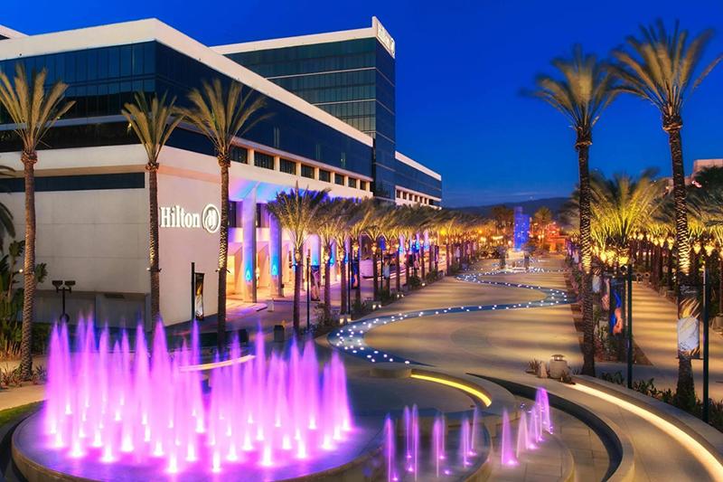 Hilton hotels near Disneyland