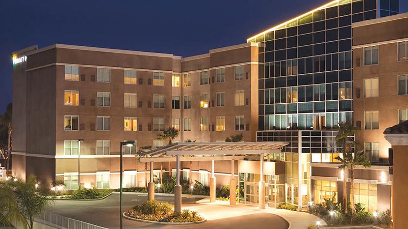 Disneyland hotel deals at the Hyatt Place Anaheim