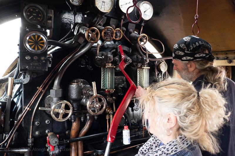 Harry Potter train Fort William Scotland