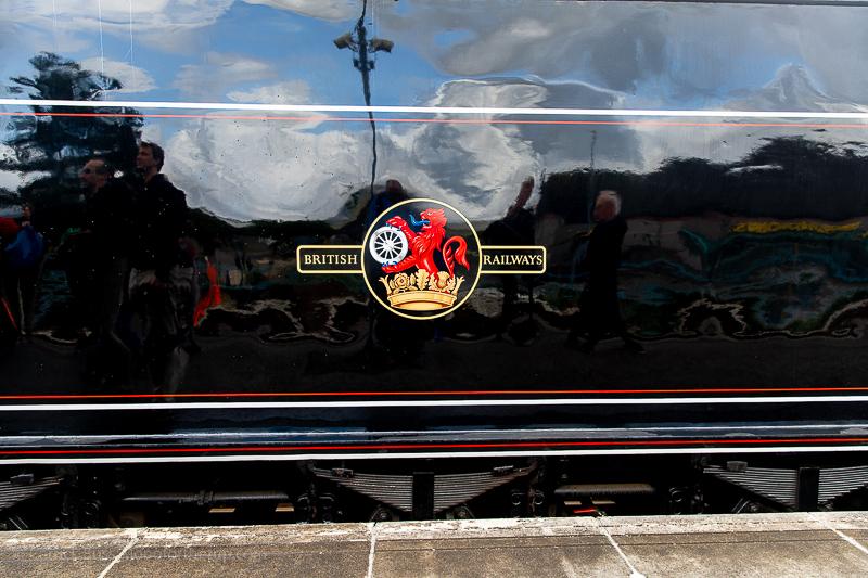 Harry Potter train Scotland
