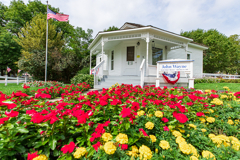 Visit the John Wayne Birthplace and Museum