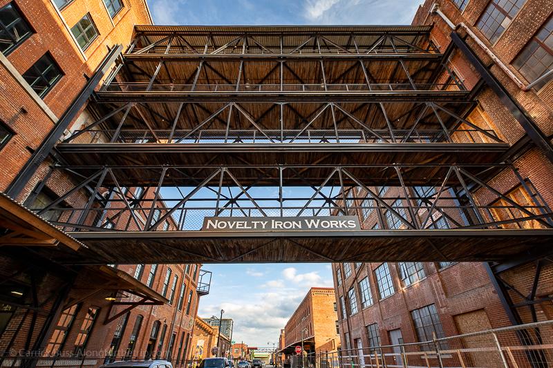 Novelty Iron Works Dubuque, Iowa