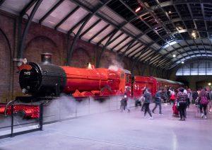 Harry Potter Train London
