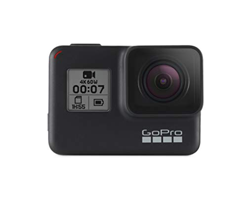 GoPro HERO77 Black - best cameras for adventure travel