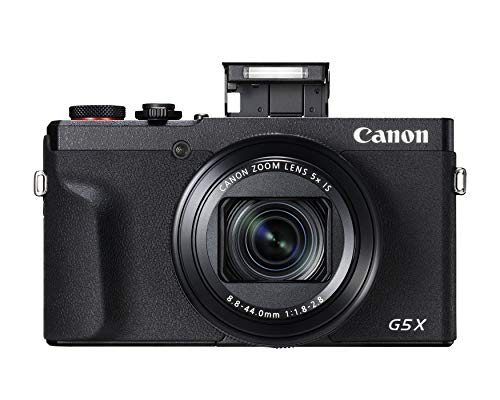 Canon G5 X - best small camera for travel