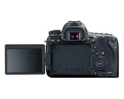 Canon EOS 6D Mark II - best full frame travel camera