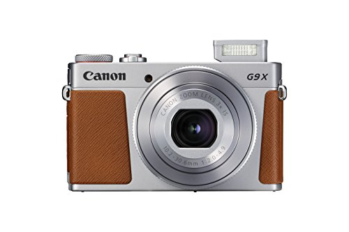 Canon G9 X Mark II - best budget camera for travelling