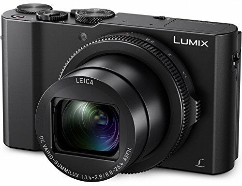 Panasonic LX10 - best small digital camera