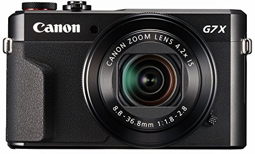 Canon G7 X Mark II - best point and shoot digital camera