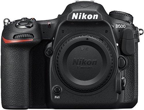 Nikon D500 - travel DSLR camera