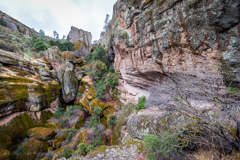 Hiking Pinnacles National Park trails