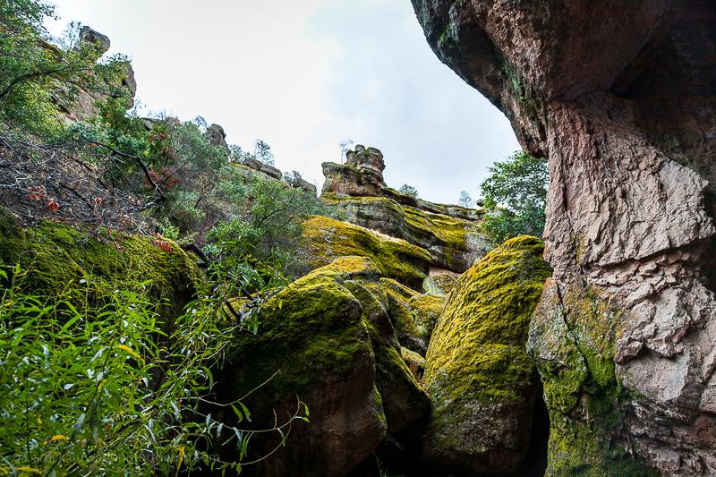 Bear Gulch Trail - best hikes in Pinnacles National Park