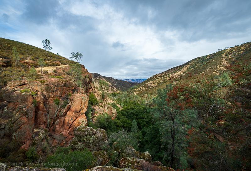 Visiting Pinnacles National Park California