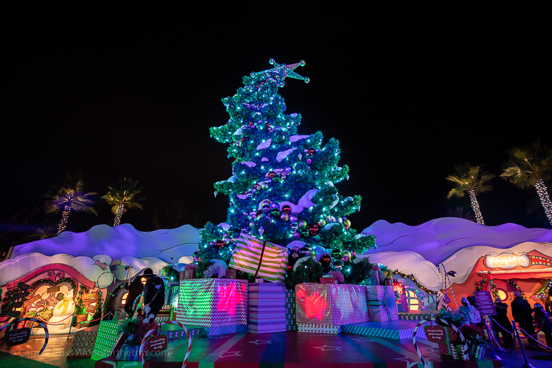 Who-ville at Universal Studios Hollywood Grinchmas