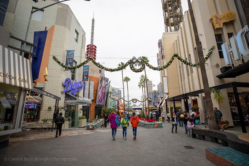 CityWalk at Universal Studios Hollywood