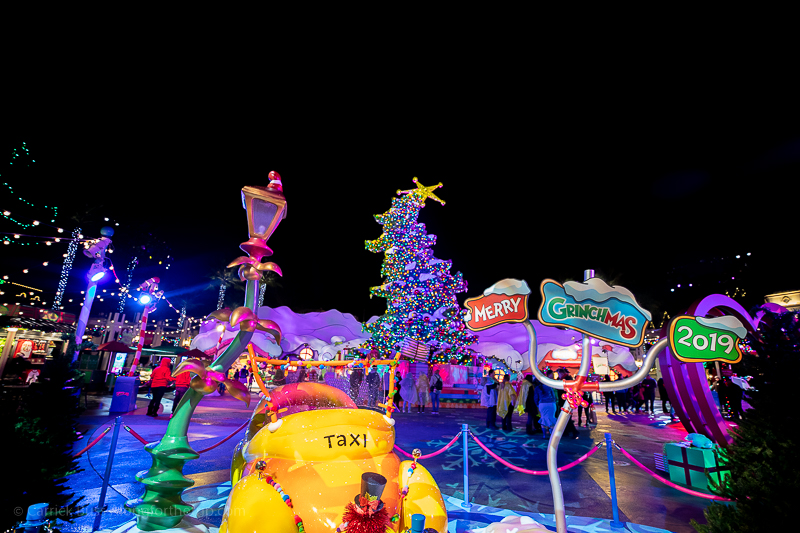 Grinchmas Universal Studios Hollywood