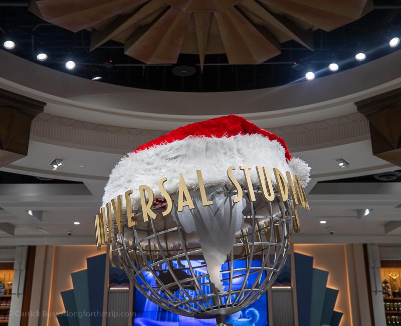 Holidays at Universal Studios Hollywood