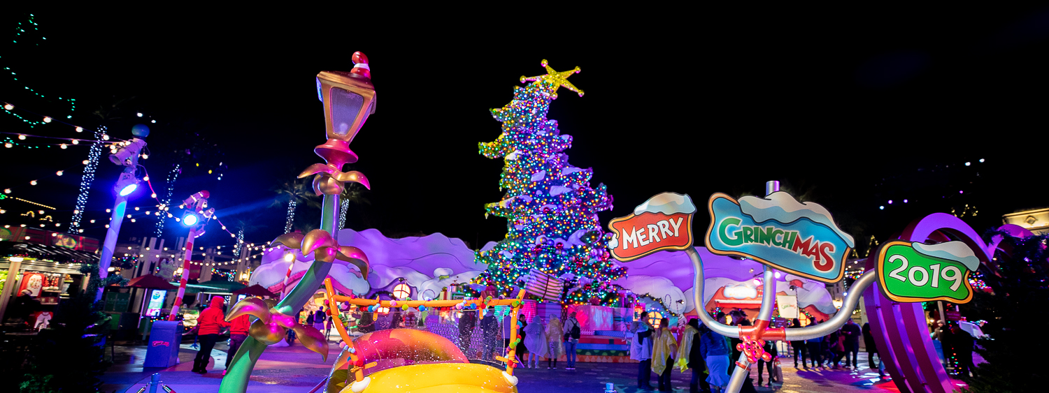 Christmas at Universal Studios Hollywood (A Who-ville Holiday!)