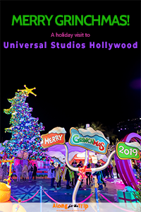 Christmas at Universal Studios Hollywood