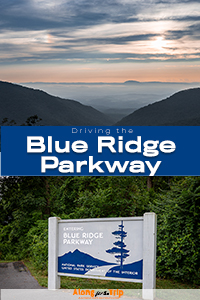 Driving the Blue Ridge Parkway Pinterest
