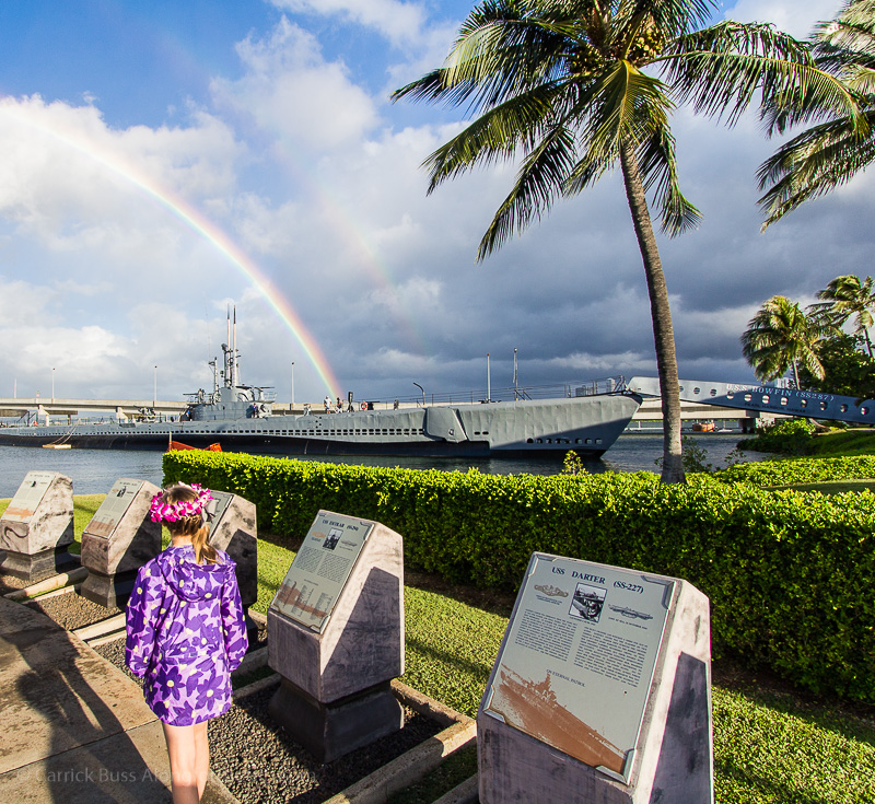 Pearl Harbor National Memorial Hawaii