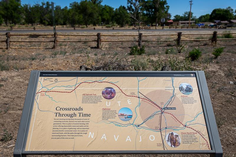 Old Spanish National Historic Trail Trailhead