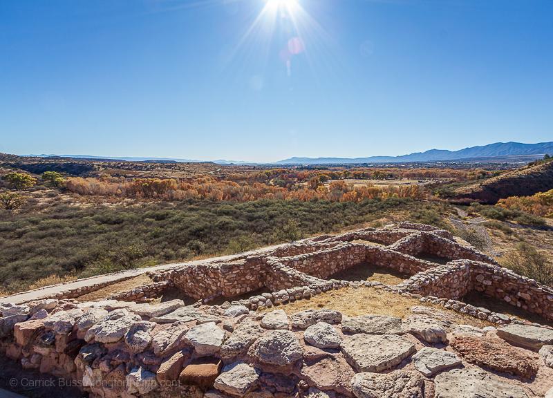 Tuzigoot National Monument Arizona