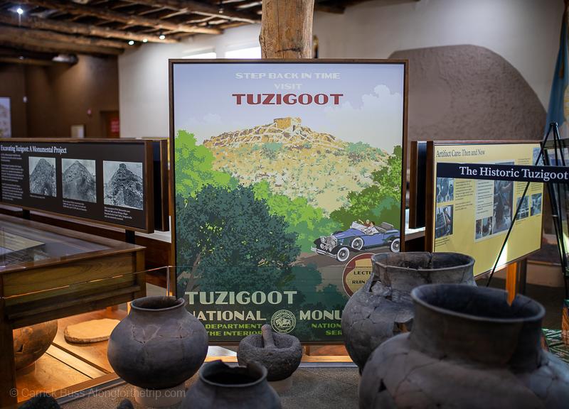 Tuzigoot National Monument Museum