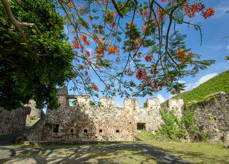 Virgin Islands National Park Sugar Mill