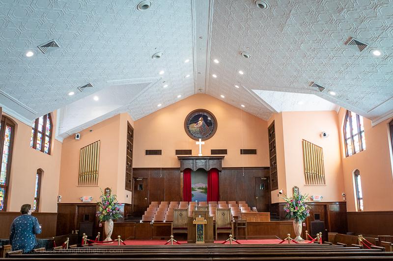 Historic Ebenezer Baptist Church Atlanta