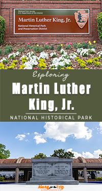 Martin Luther King Jr National Historical Park