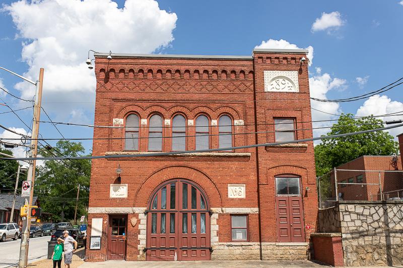 Historic Fire Station No. 6 Atlanta, GA