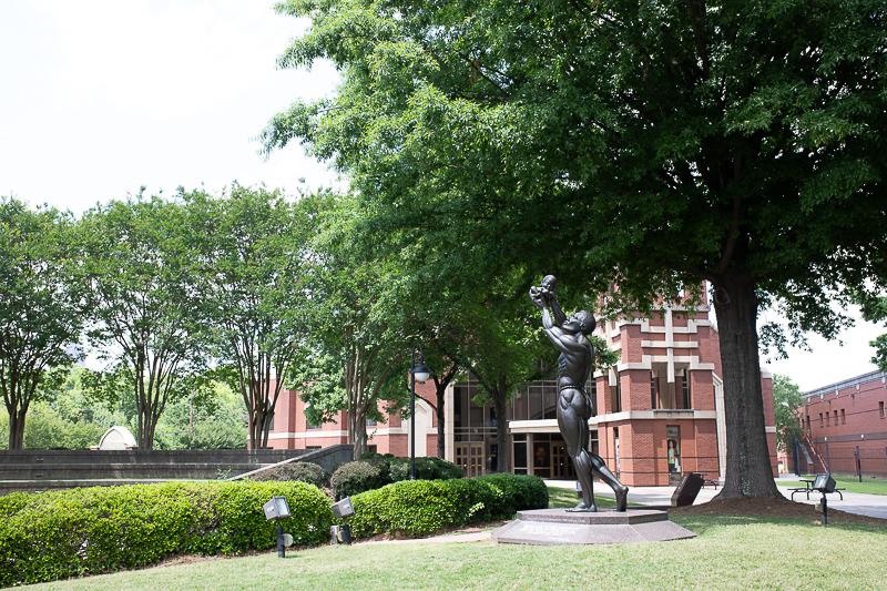 BEHOLD Monument - MLK National Historical Park Atlanta