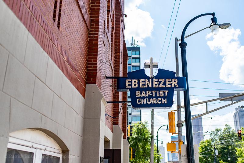 Historic Ebenezer Baptist Church Atlanta, GA