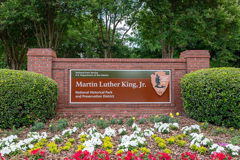 AftT #ParkPics: Martin Luther King, Jr. National Historical Park
