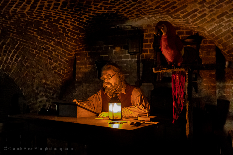 Ghost tour - things to do in Charleston