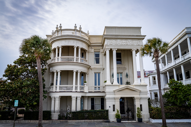 Dowtown Charleston SC