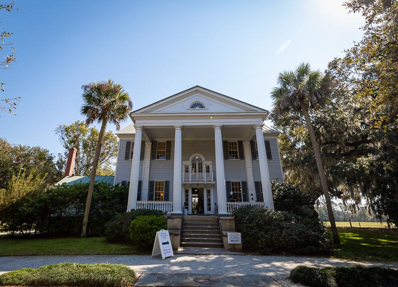 McLeod Plantation in Charleston SC