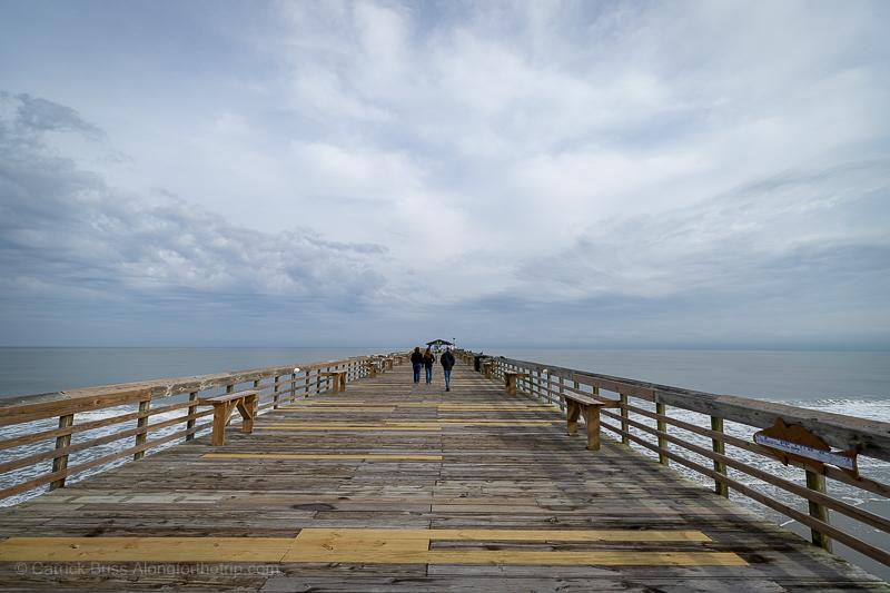 Myrtle Beach State Park Pier