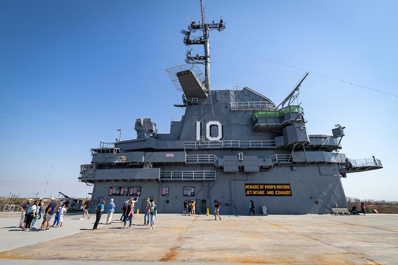 USS Yorktown Patriot's Point