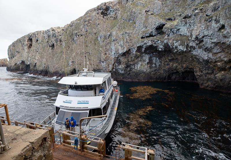 Channel Islands ferry