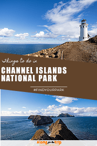 Things to do in Channel Islands