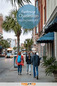 Things to do in Charleston South Carolina