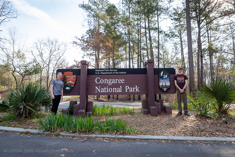 Congaree National Park Visitor Center