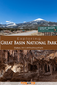 Things to do in Great Basin National Park
