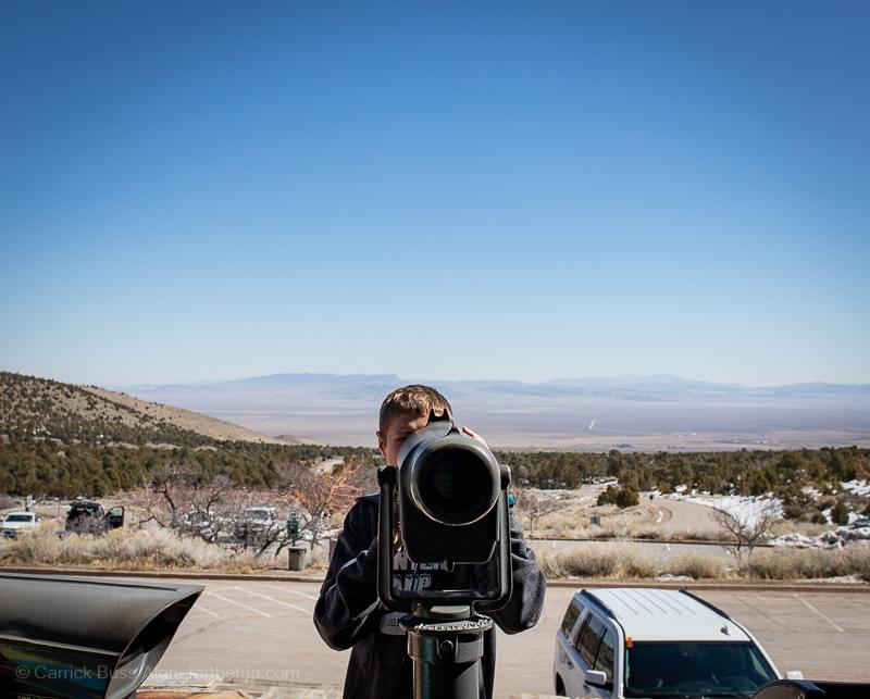 Great Basin National Park stargazing