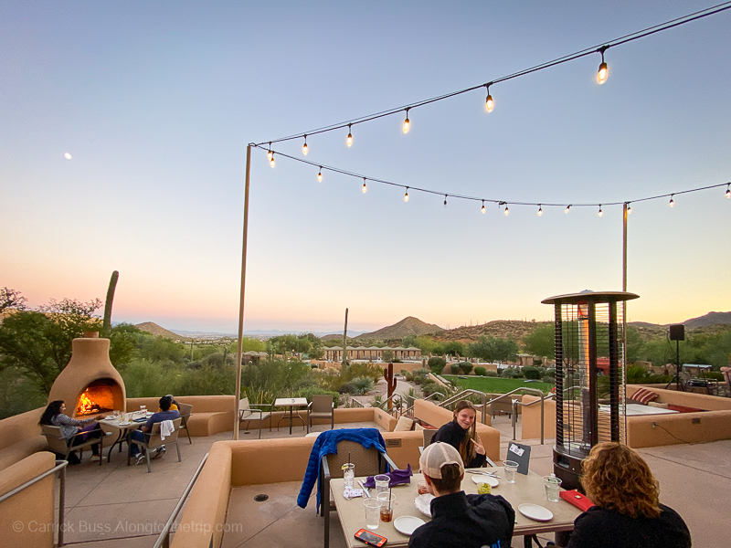 hotels near saguaro national park