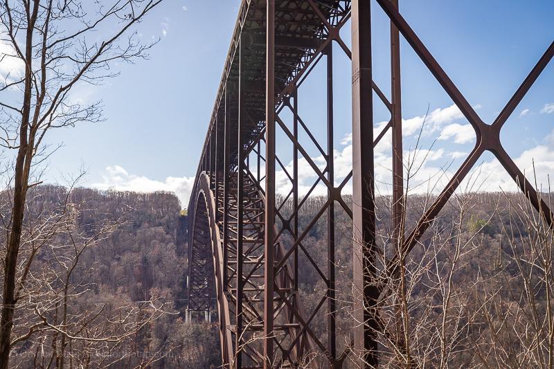 New River Gorge Bridge in WV