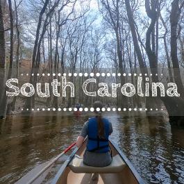 Family travel South Carolina with kids